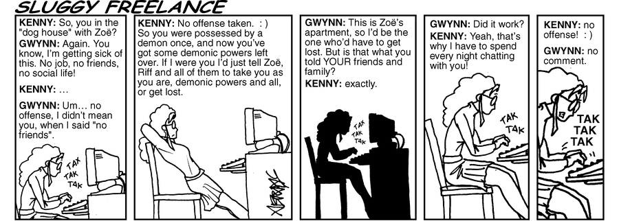 Comic for 03/07/2000
