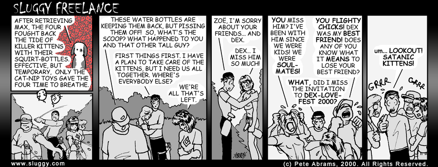 Comic for 08/07/2000