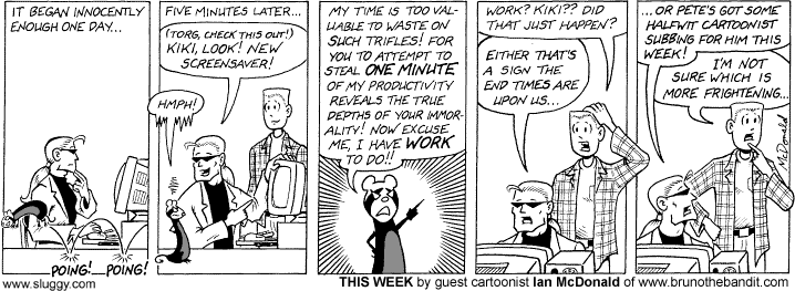 Comic for 01/15/2001