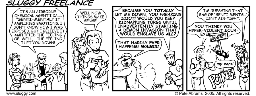 Comic for 01/07/2005