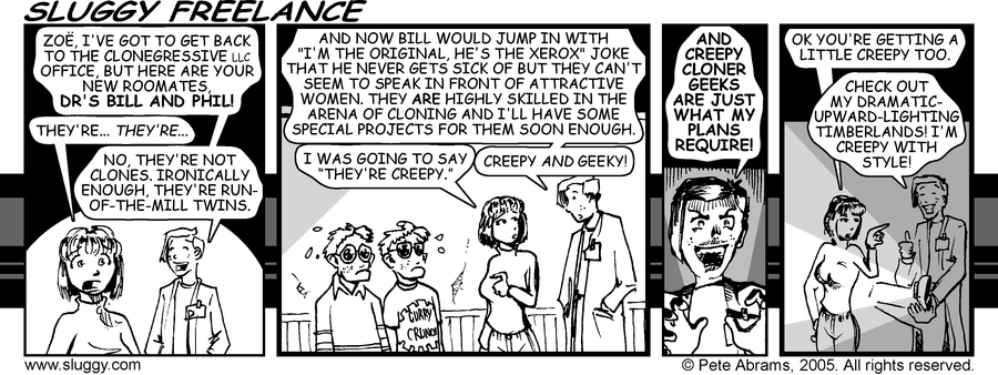 Comic for 04/26/2005