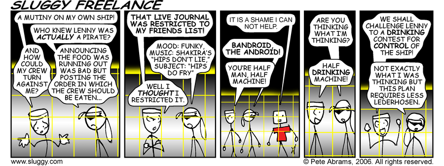Comic for 08/03/2006