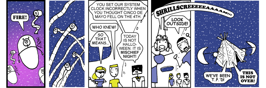Comic for 10/23/2007