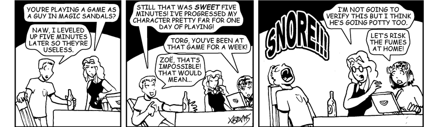 Comic for 08/06/2008