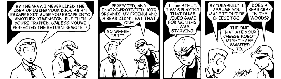 Comic for 10/07/2008