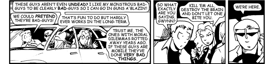Comic for 02/03/2009