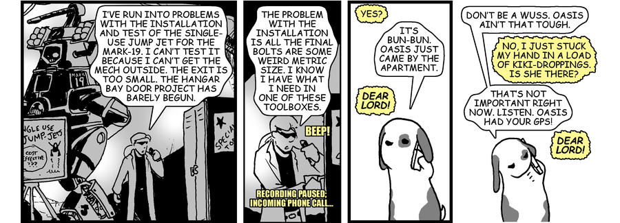 Comic for 05/04/2009