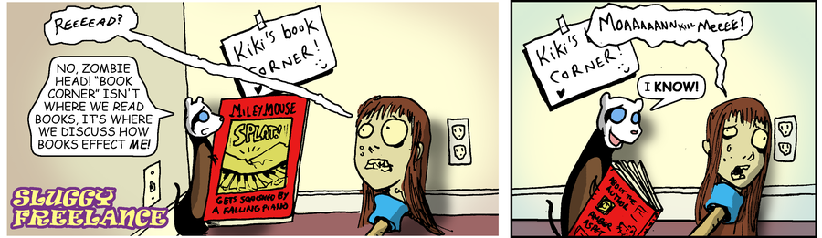 Comic for 08/30/2009
