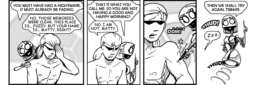 Comic for 08/31/2009