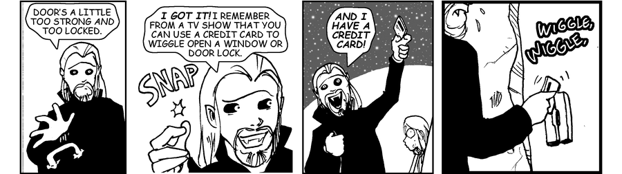 Comic for 11/19/2009