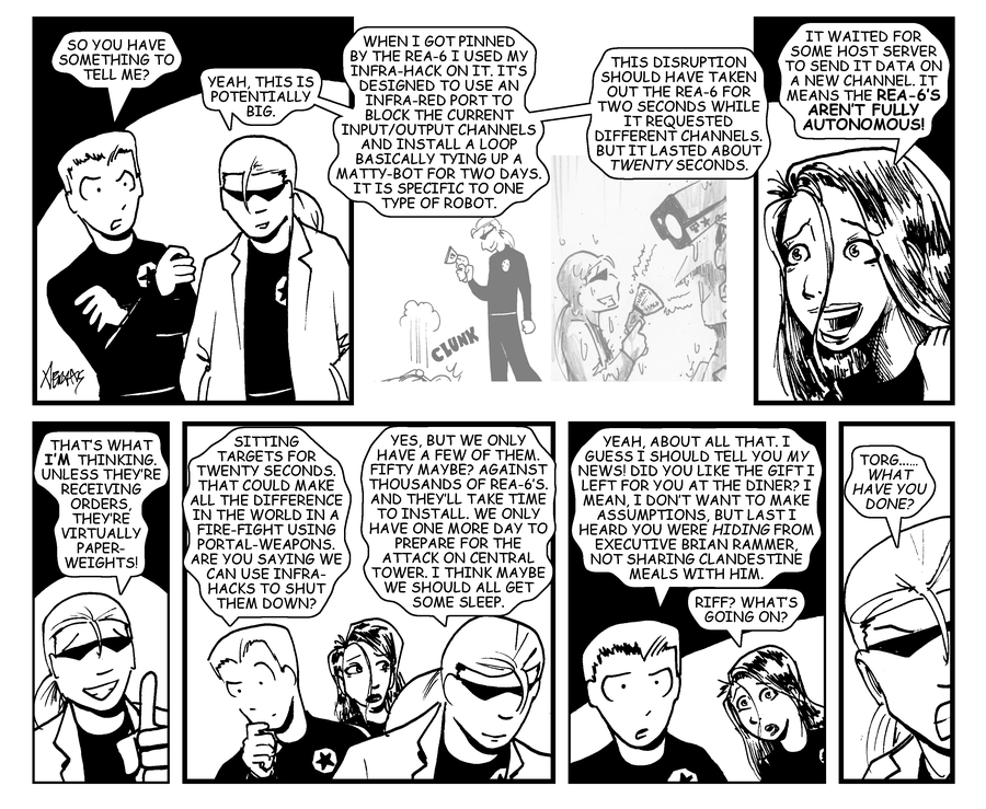Comic for 03/08/2011