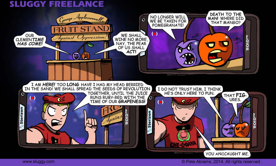 Comic for 07/25/2014