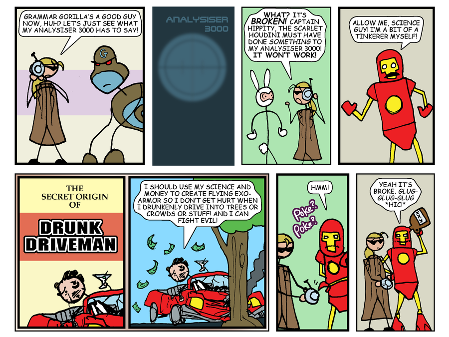 Comic for 10/25/2014