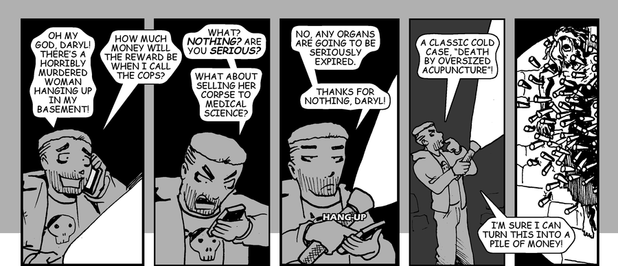 Comic for 10/21/2015