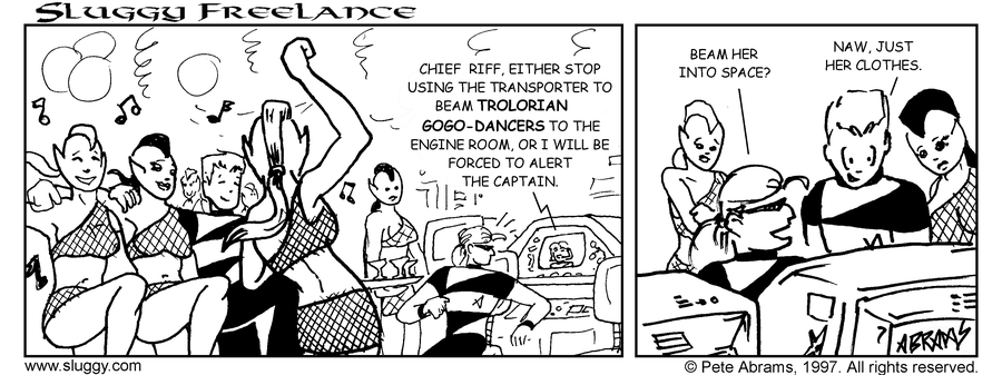 Comic for 10/10/1997