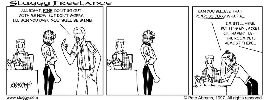 Comic for 11/05/1997