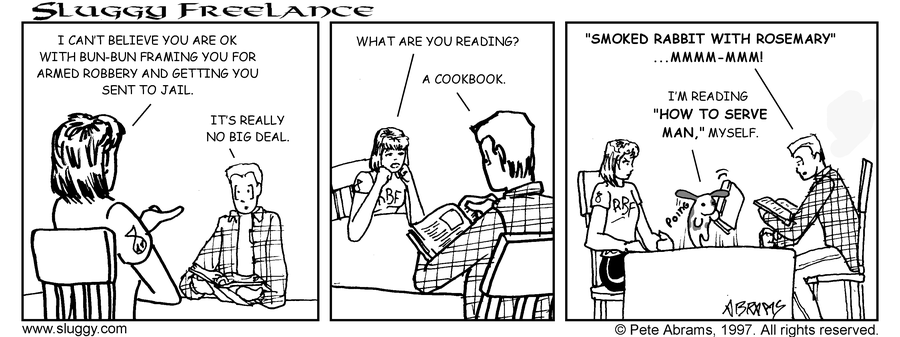 Comic for 11/06/1997