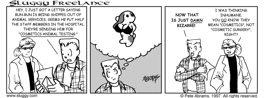 Comic for 11/08/1997