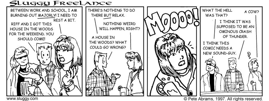 Comic for 12/01/1997