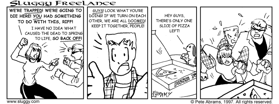 Comic for 12/06/1997