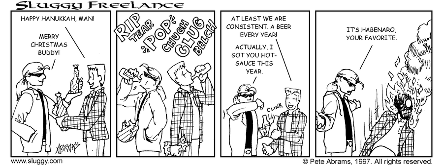 Comic for 12/26/1997