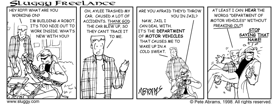Comic for 03/06/1998