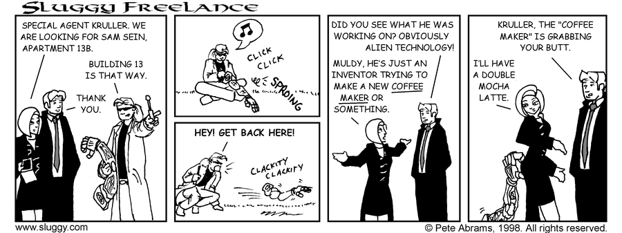 Comic for 03/09/1998