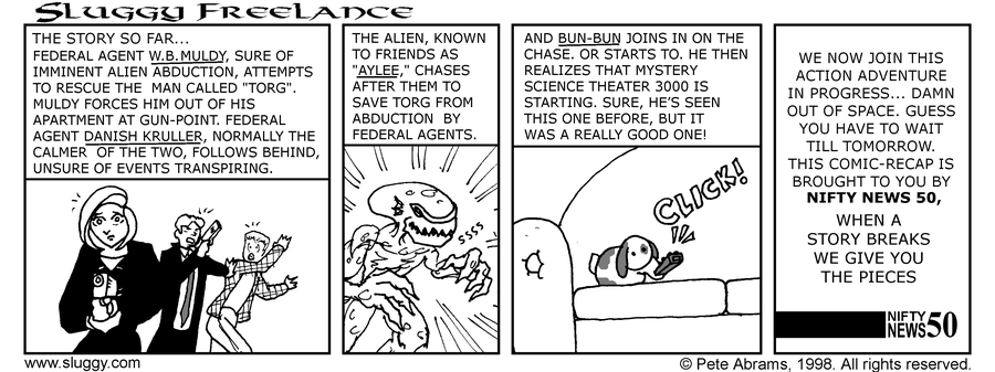 Comic for 03/16/1998