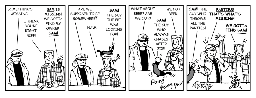 Comic for 03/23/1998