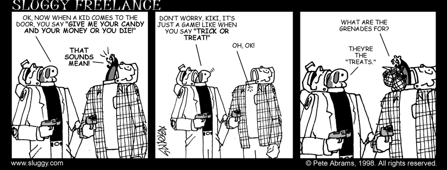 Comic for 11/07/1998