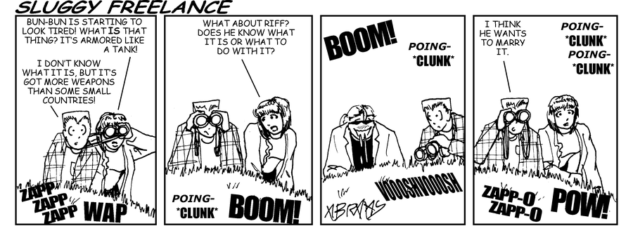 Comic for 03/27/1999