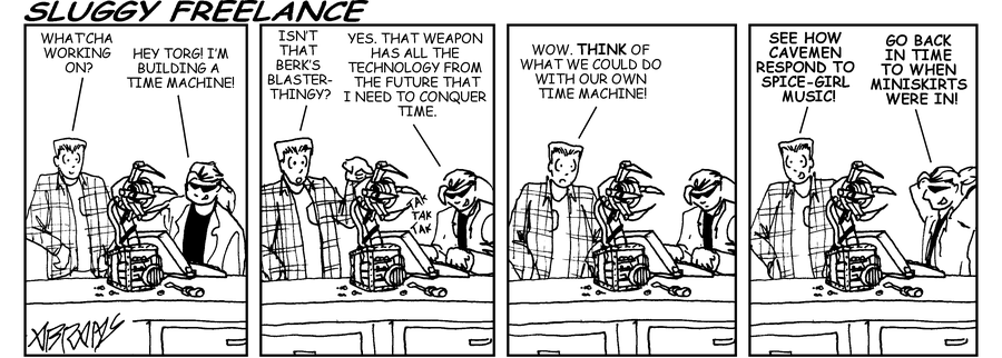 Comic for 04/06/1999