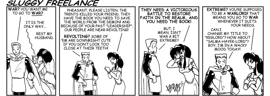 Comic for 07/20/1999