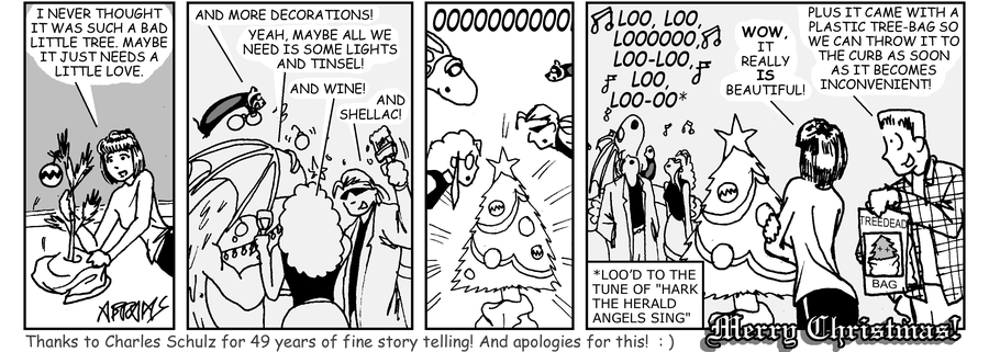 Comic for 12/24/1999