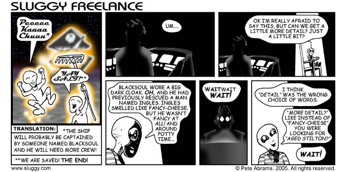 Comic for 12/08/05