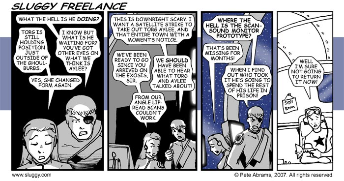 Comic for 07/26/07