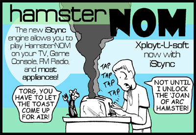 Comic for 12/18/11