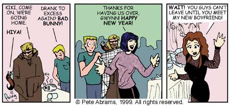Comic for 01/03/99