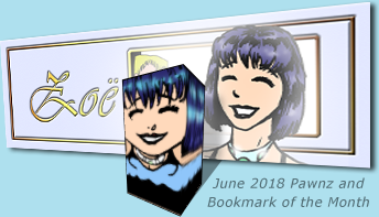 June Panz Bookmark