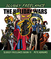 Book 11- The Holiday Wars, Signed!