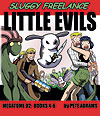 MegaTome 02 (Books 4, 5 & 6) - Little Evils (Paperback)